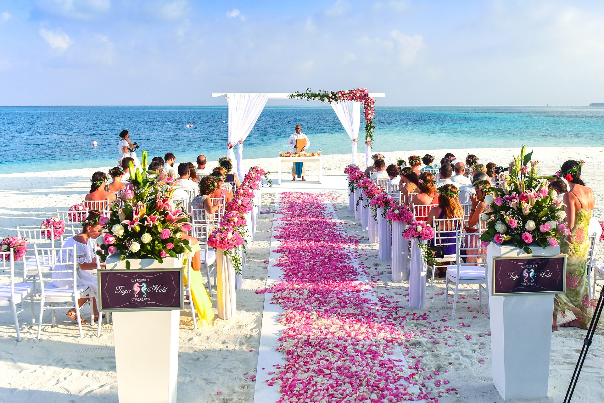 Illustrious weddings choosing a theme for your wedding of all the wedding themes available summer just seems to be the most common this is because summer favours outdoor events there is higher chance sun and junglespirit Images